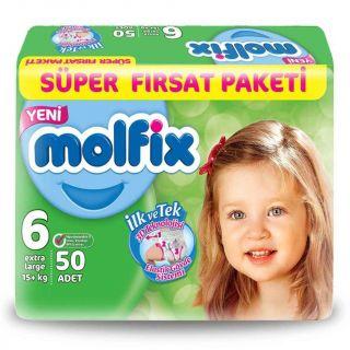 MOLFİX 3D SÜPER FIRSAT EXTRA LARGE 50