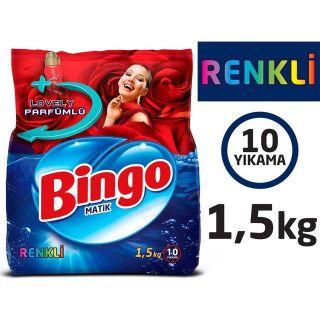 BİNGO MATİK 1,5 KG LOVELY