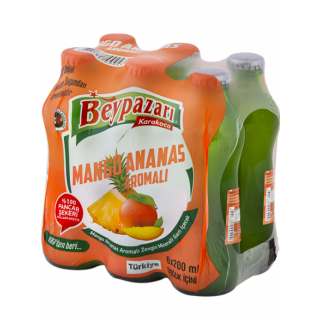 BEYPAZARI SODA MANGO ANANAS 6'LI