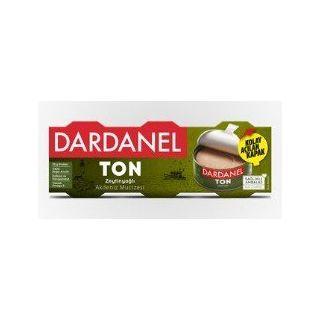 DARDANEL TON ZEYTIN YAGLI 75GR*3