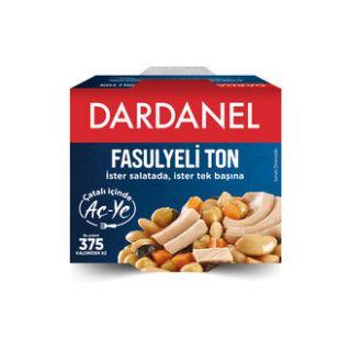 DARDANEL FASULYELİ TON BALIĞI 185 GR
