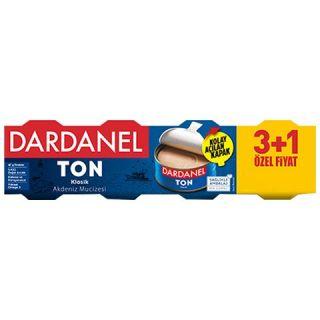 DARDANEL TON BALIGI 75GR 4 LÜ