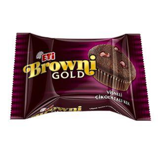 ETİ BROWNİ GOLD VİŞNELİ 45 GR
