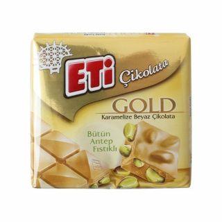 ETİ KARE GOLD ANTEP FISTIK 60GR