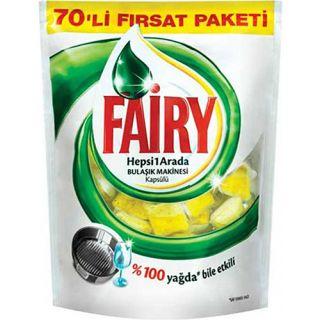 FAIRY TABLET HEPSİ 1 70 Lİ