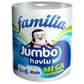 FAMILIA HAVLU KAĞIT JUMBO