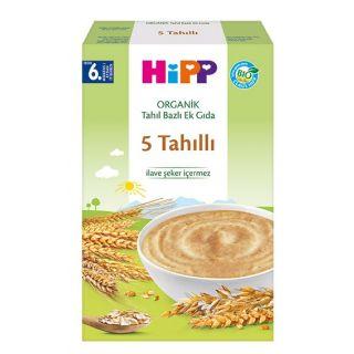 HIPP ORGANIK 5 TAHILLI 200GR