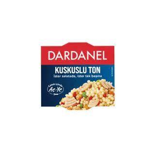 DARDANEL KUSKUSLU TON 185GR