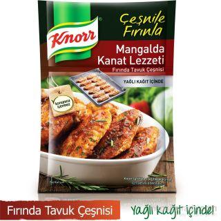 KNORR MANGALDA KANAT LEZZETİ 100 GR