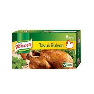 KNORR TAVUK BULYON 6 TABLET