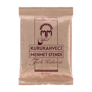 KURUKAHVECİ MEHMET EFENDİ KAHVE 100 GR