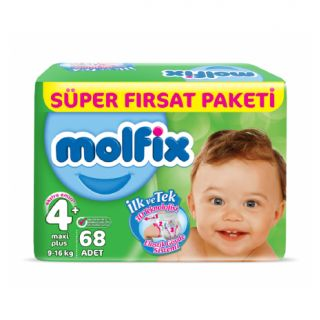 MOLFİX 3D SÜPER FIRSAT MAXİ PLUS 68