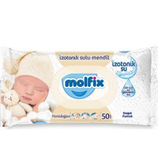 MOLFIX ISLAK MENDİL Y.DOGAN 50 LI