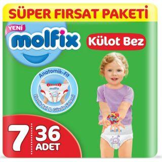 MOLFIX PANTS SÜPER FIRSAT XX LARGE 7-36LI