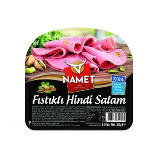 NAMET 7/24 HINDI SALAM FISTIKLI 50GR