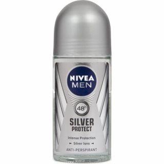 NIVEA ROLL ON MEN SILVER PROTECT 50 ML