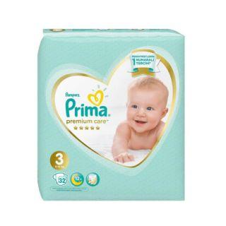 PRIMA PREMIUM CARE MİDİ 3 BEDEN 32 ADET