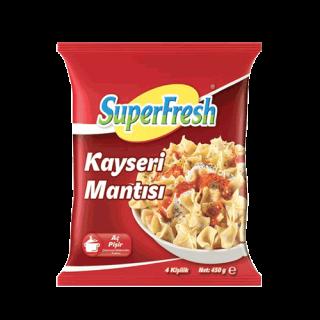 SUPERFRESH KAYSERİ MANTISI 450 GR